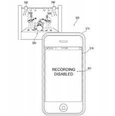 Apple patents technology for deactivating iPhone cameras at live concerts | Business Video Directory | Scoop.it