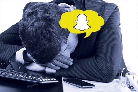 Is Snapchat Really Confusing, or Am I Just Old? | Responsible Digital Citizenship | Scoop.it