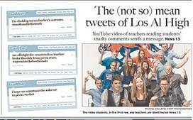 "High School Teachers Read ""Mean"" Tweets About Them | Kickin' Kickers | Scoop.it"