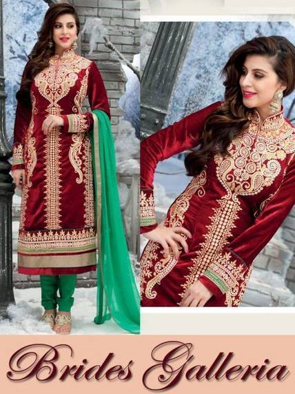 Punjabi Suits 2016 Best for Wedding Events | styleuneed | Scoop.it