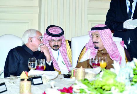Menu at Indian vice president's banquet - Arab News   Best Spa in North Delhi   Scoop.it