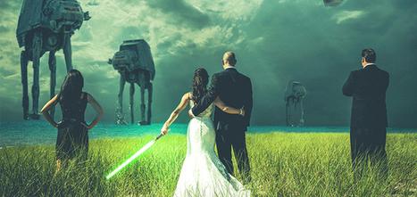 Top des mariages geek, de la demande à la cérémonie | Geek & Games | Scoop.it