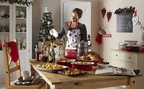 Så Får Du En Lugn Och Stressfri Jul Med Matlagnin | Education | Scoop.it