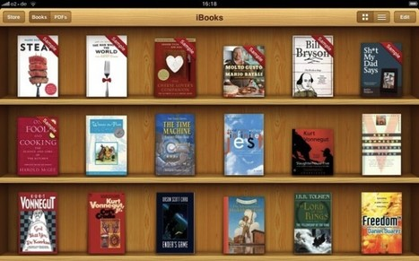 With eBooks Outselling Print, Is iPad The Future of Reading? | Cult of Mac | eBooks and Reading | Scoop.it