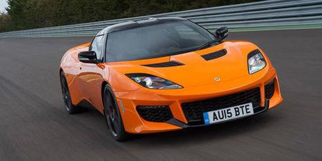 L'Evora 400 rejoint la Lotus Driving Academy - actualité automobile - Motorlegend | My Lotus Emotion | Scoop.it