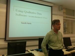 Using qualitative data software   doing research ...   Qualitative & Quantitative Data Analysis & Management   Scoop.it