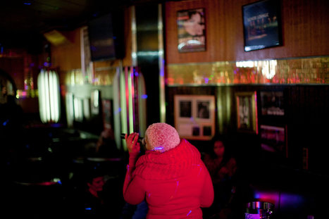Harlem to Say Goodbye to the Lenox Lounge | Jazz Vibes | Scoop.it