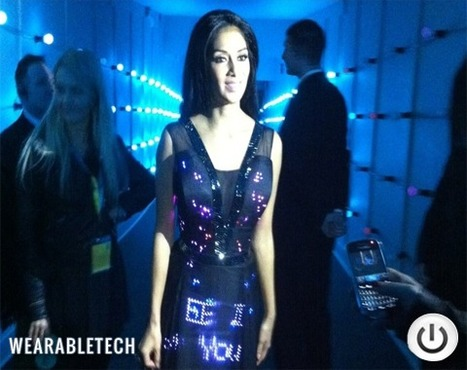 The Future with new Wearable Technology [ Video ]   Emerging Technologies   Scoop.it