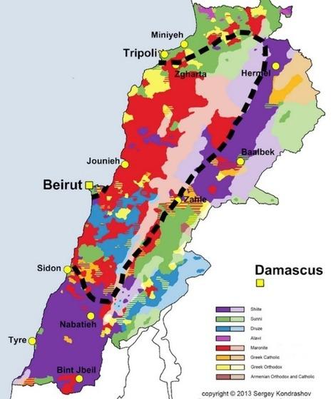 AEl sistema confesional de Beirut y las mujeres libanesas | La R-Evolución de ARMAK | Scoop.it