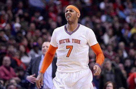 NBA Rumors: Carmelo Anthony suggets New York Knicks lack pride ...   NBA Insider   Scoop.it
