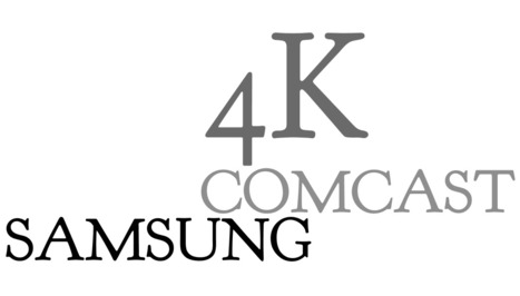 Comcast and Samsung Partner To Bring 4K To TV | Ultra High Definition Television (UHDTV) | Scoop.it