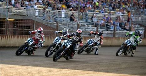 JD Beach To Race Flat Track At X Games Austin 2015 - RoadracingWorld.com | California Flat Track Association (CFTA) | Scoop.it