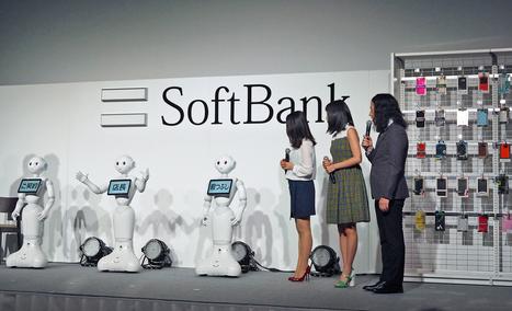 Softbank va ouvrir une boutique où les vendeurs seront tous des robots | Une nouvelle civilisation de Robots | Scoop.it