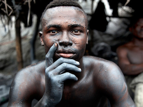 Photos that bear witness to modern slavery | Human Geography | Scoop.it