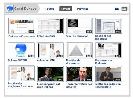 Vidéos | Dokeos | Free Tutorials in EN, FR, DE | Scoop.it