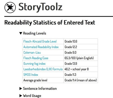 StoryToolz - Writing Prompts and More | Technology in Education | Scoop.it