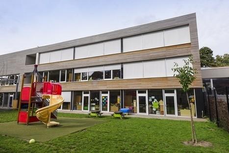 La première école passive de Belgique utilise NRclick | Energy Optimizer | Scoop.it