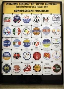 Repubblica - Viminale, bocciati tutti i simboli civetta. Salvi Grillo, Monti e Ingroia. Ricusato logo Lega - Repubblica.it | Elezioni 2013 | Scoop.it