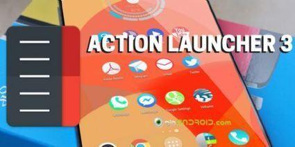Action Launcher 3 llena de colores el lanzador de aplicaciones de tu Android   Ojo Android   Scoop.it