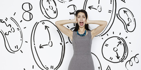 Keeping Calm When You're On The Clock | Management of Organizations | Scoop.it