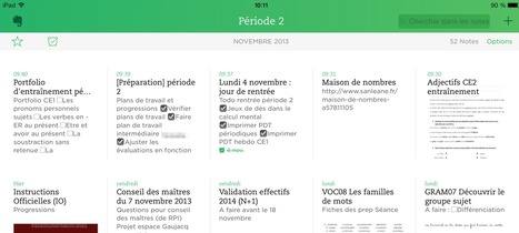 "Comment un prof utilise Evernote : ""Organiser ses notes efficacement"" 