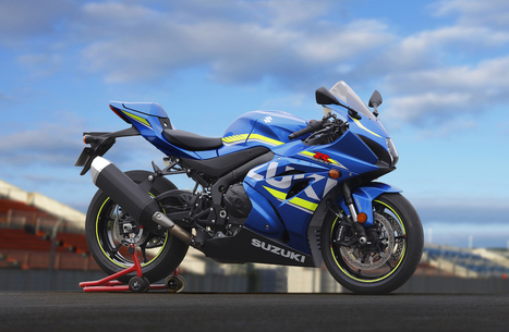 Suzuki GSX-R1000 Concept Headlines London Show | Motorcycle Industry News | Scoop.it