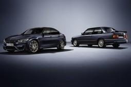 """BMW M3 """"30 ans de M3"""" : seulement 500 !   Auto , mécaniques et sport automobiles   Scoop.it"""