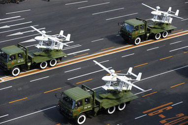China seeks drones to monitor islands | Chinese Cyber Code Conflict | Scoop.it