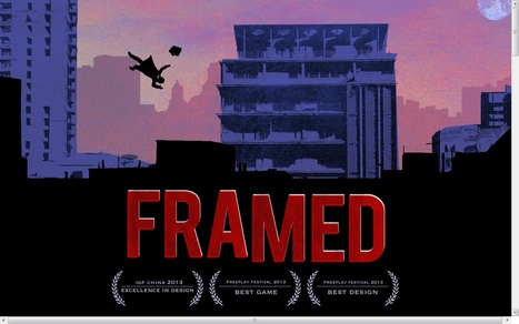FRAMED | serious games & narrative | Scoop.it