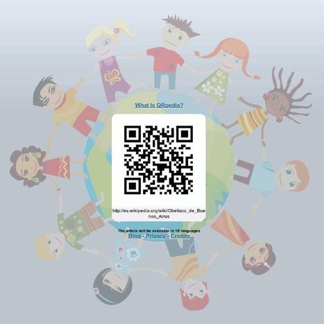 QRpedia - Códigos con detección de lenguaje del usuario | Educación y TIC en Mza | Scoop.it