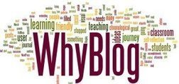 Why Teachers and Students Should Blog | Edudemic | Personal Learning Network | Scoop.it