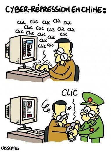 Cyber répression en Chine | ParisBilt | Scoop.it