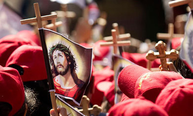 Was Jesus gay? Probably | LGBT Times | Scoop.it