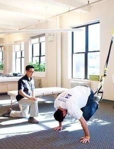 Physical therapist calls for holistic approach to total-body healing - Examiner.com | yoga as therapy | Scoop.it