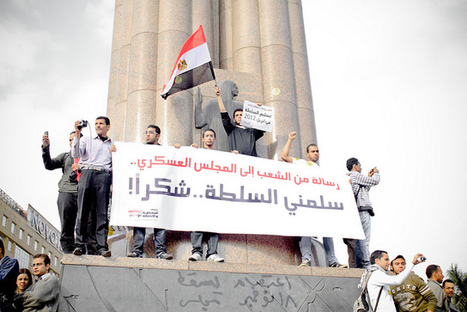 Egypt's unfinished revolution | Coveting Freedom | Scoop.it