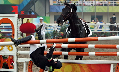 Olympic Pentathlon: Riding horses they've only just met | New York Times | Equestrian Olympics 2012 | Scoop.it