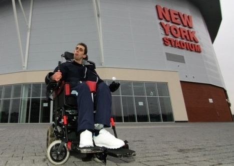 Disabled fan angered by Millers' 'lack of thought' - The Star | Sports Stadium | Scoop.it