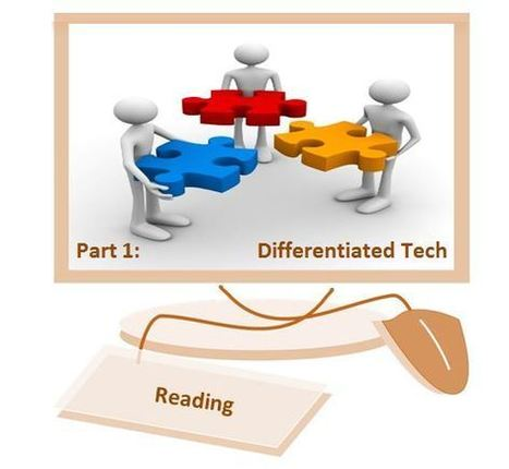 Part 1: Tech Resources and Tools for Differentiated Learning ... Reading | 21st Century Librarian | Scoop.it