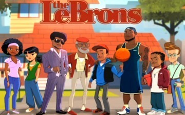 LeBron James Launches Animated Webisodes for Helping Kids Tackle Tough Subjects | interlinc | Scoop.it