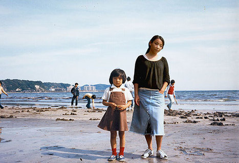 Photographer Travels Through Time By Inserting Herself Into Her Childhood Photos   Werksites   Scoop.it