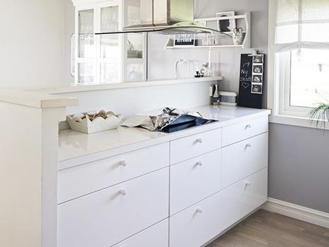 Une maison blanche au Danemark | | PLANETE DECO a homes worldPLANETE DECO a homes world | Décorations en tous genres | Scoop.it