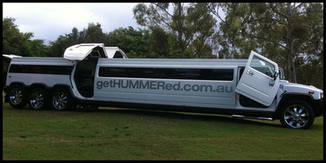 What Are the Benefits of Renting a Limousine? | Limo Hire Brisbane | Scoop.it