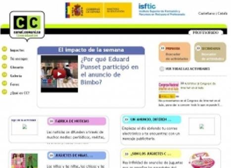 Com treballar la publicitat a l'aula de Secundària? | Llengua i noves tecnologies | Scoop.it