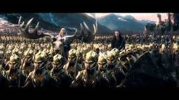 The Hobbit: The Battle of The Five Armies MOVIE REVIEW (HD) 2014, Peter Jackson - http://goo.gl/dVQK8L | Entretemps | Scoop.it