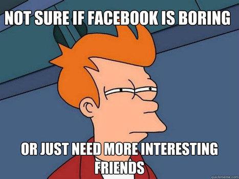 Réseaux sociaux : notre passivité en question « InternetActu.net | Le Buzz numérique 78 | Scoop.it