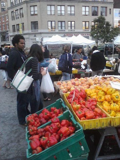 Mecado ecológico = Eco market   Learn Spanish   Scoop.it