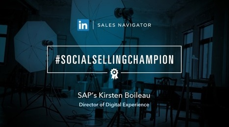 At SAP, Social Selling Starts From Day One [VIDEO] | Social Selling:  with a focus on building business relationships online | Scoop.it
