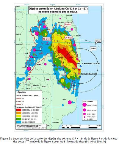 L'IRSN alerte sur le risque radioactif de Fukushima | {sciences²} Libération.fr | Japon : séisme, tsunami & conséquences | Scoop.it