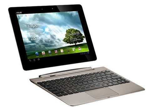 ASUS Transformer Prime ya es el mejor tablet Android | Little things about tech | Scoop.it