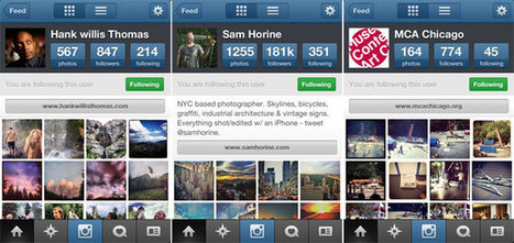 Who to Follow on Instagram: Art Edition | ARTSUITE ONE | Scoop.it